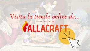 Comprar fallacraft online, manualidad fallera, actividad para fallas